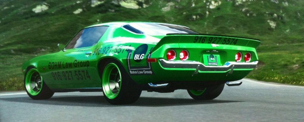 BLG Racer Pic 2